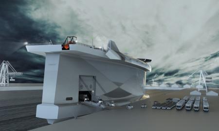 Sustainable ocean transport