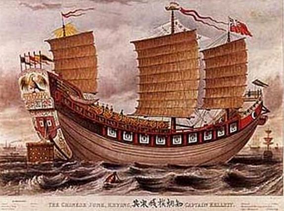 November: The history of Sailing